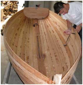 Costruire una barca in legno la cura dello yacht for Come leggere la costruzione di progetti